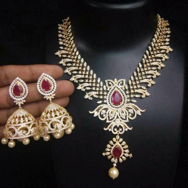 Imitation Bridal Sets with Jhumkas Collection
