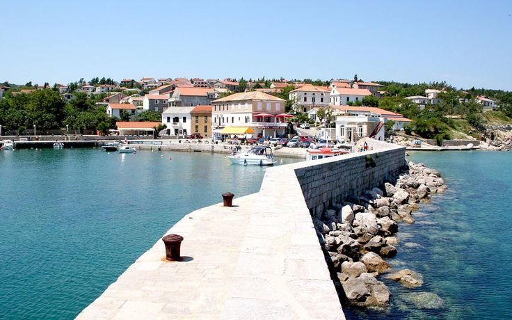 Silo Island Krk Croatia