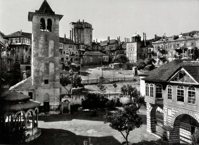 Μονή Βατοπεδίου, 1928