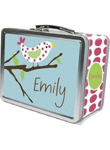 Early Bird Personalized Lunch Box