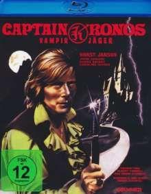 Captain Kronos - Vampirjäger (Blu-ray), Blu-ray Disc