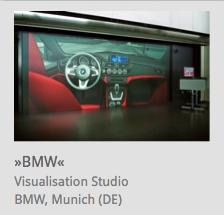 Visualisation Studio, BMW, Munich, Germany