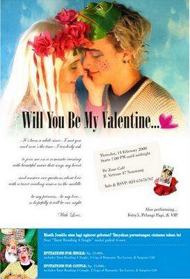 qinkqonk's Portfolio: valentine party