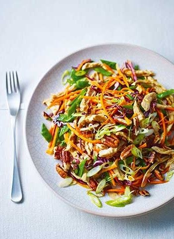 Healthy Chicken Salad from ching he huang