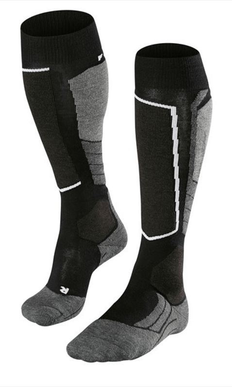 You may have all the ski and snowboarding gear, but what do you wear when you aren't actually skiing? Falke Socks is on my top 5 apres-ski clothing items and is my go-to brand for all types of socks. These actual ski socks are outstanding and they have a lovely cashmere sock range. Also check out their base layers too!