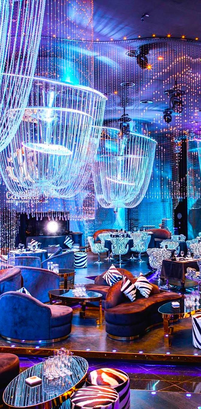 Roberto Cavalli-Restaurant&Lounge - - ->  http://tipsalud.com ✅  http://www.justleds.co.za