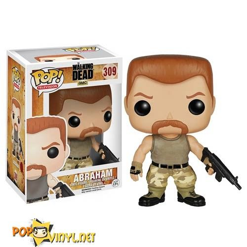 Abraham-The Walking Dead http://popvinyl.net/news/series-5-walking-dead-reveals-new-pop-versions/