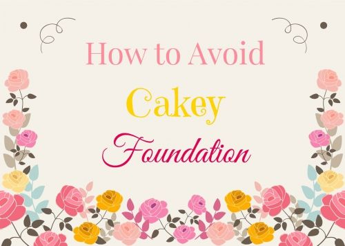 Welcome back! We all like to play with makeup, but to be honest, not once I saw women with cakey face and of course, I've made that mistake. So, how we can avoid cakey foundation? If you&#821…