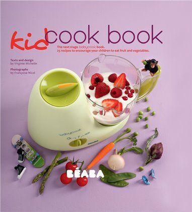 BEABA Kid Cookbook - Free Shipping