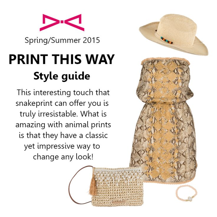 Just a printed dress combined with straw hat and bag to keep it simple yet super stunning! Would you consider wearing this on your summer vac-yay? #achilleas_accessories