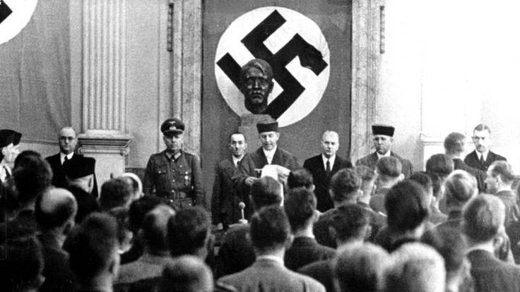 Hasta la década de 1970, más de la mitad de los antiguos integrantes del partido Nacional Socialista integraban el sistema judicial de Alemania Occidental, hecho que permitió evadir condenas a muchos criminales de guerra.