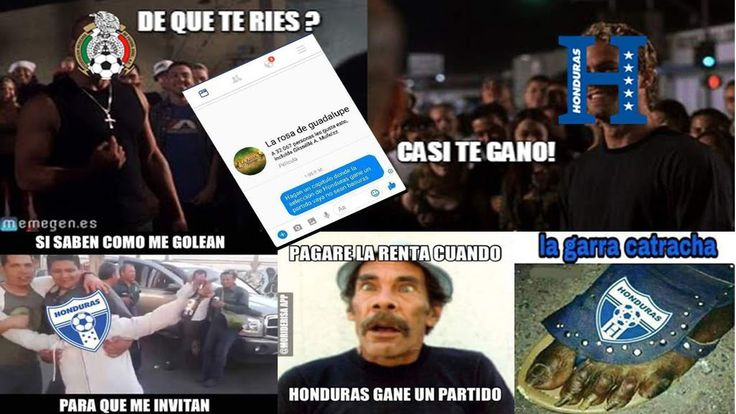 Memes Mexico vs Honduras 1-0 Copa Oro 2017 ⚽  Quiniela MX