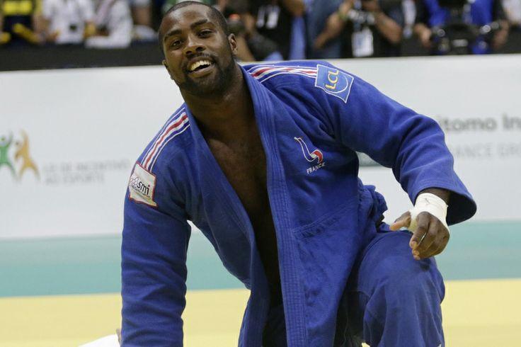 Teddy Riner à nouveau champion d'Europe