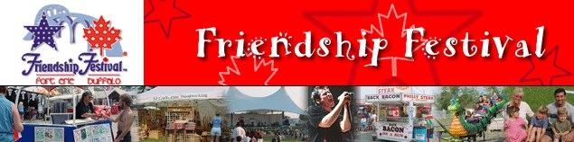 The Fort Erie Friendship Fesitval is drawing near! HUGE amazing lineup of entertainment!  http://www.cliftonhill.com/falls_blog/fort-erie-friendship-festival-2013/