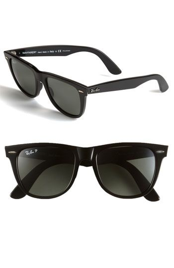 1e5d6e736a74d Black Ray Ban Wayfarer Nordstrom Rack   United Nations System Chief ...
