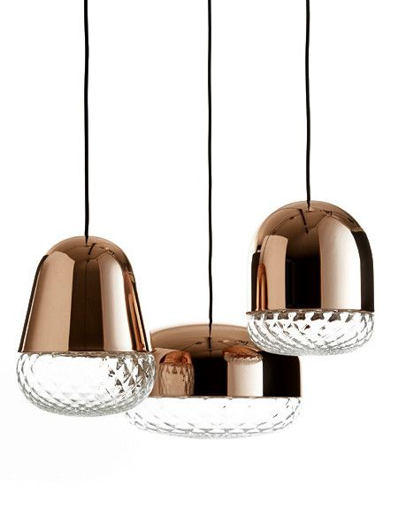 Glass pendant lamp BALLOTON by M.M. Lampadari | design Matteo Zorzenoni