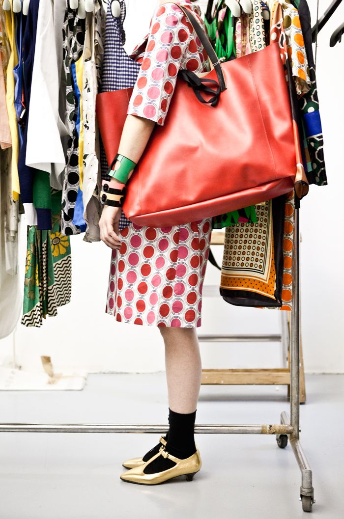 Milano , 13 marzo 2012 LOOK OF THE WEEK_ 0 … a new Marni Lab project