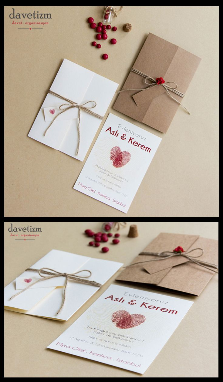 Ruh eşinizle huzur ve romantizm dolu bir ömür dileğimizle. #davetizm #davetiye #invitation #wedding