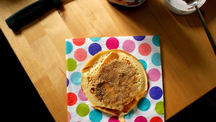 pancake dominical
