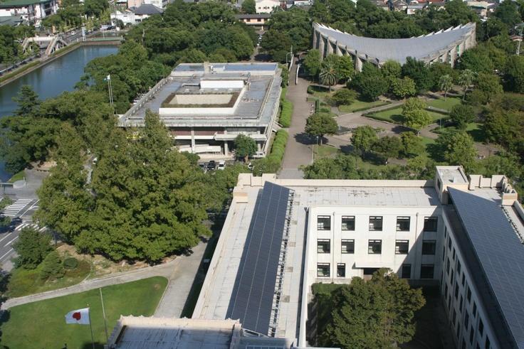 佐賀県庁  Saga prefectural office