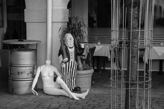Streetfotografie Butler #butler #diener #streetfotografie