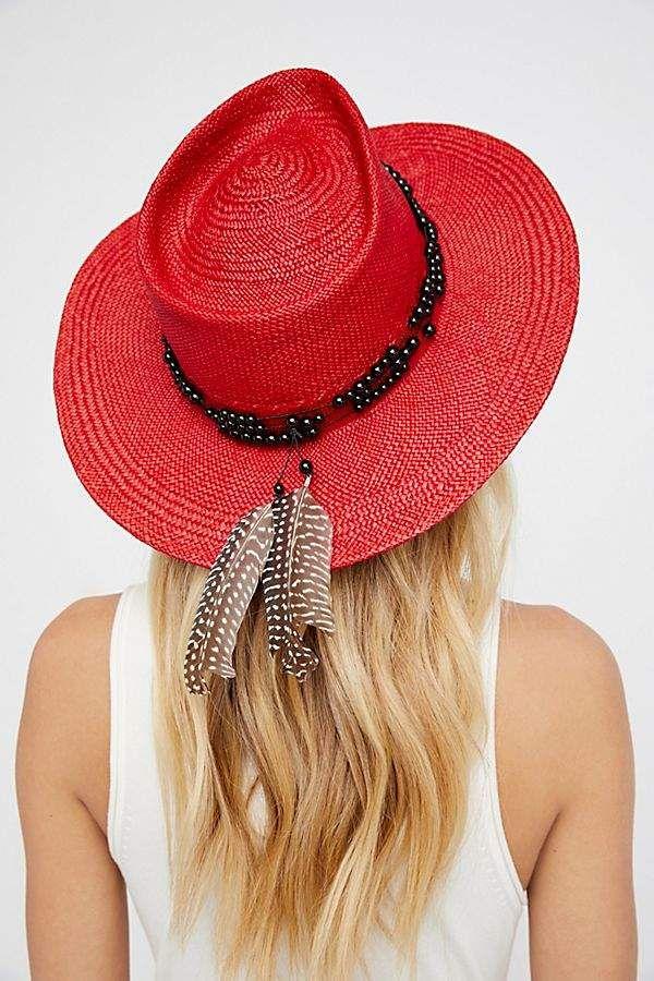 Dean Straw Panama Hat Straw Panama Hat Millinery Hat Fashion