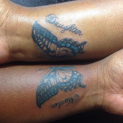 Best 25 Mother Daughter Tattoos Ideas On Pinterest: 17 Best Ideas About Mommy Daughter Tattoos On Pinterest