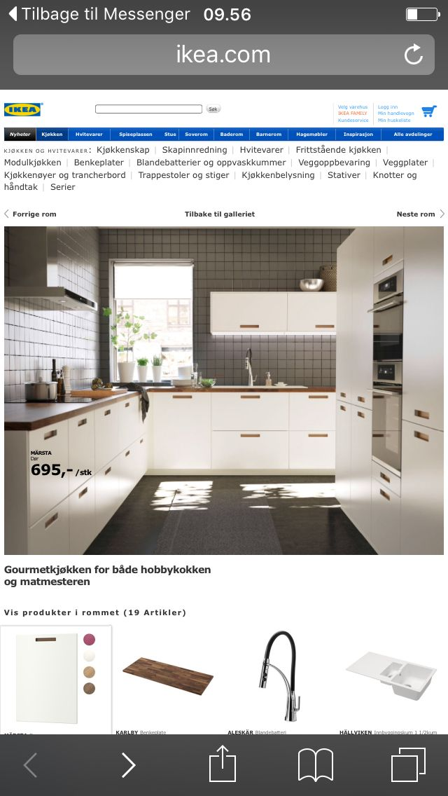 IKEA märsta