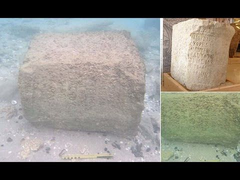 1,800-Year-Old Tablet Found On The Bottom Of The Sea Proves All Jesus Doubters Wrong | World Truth.TV