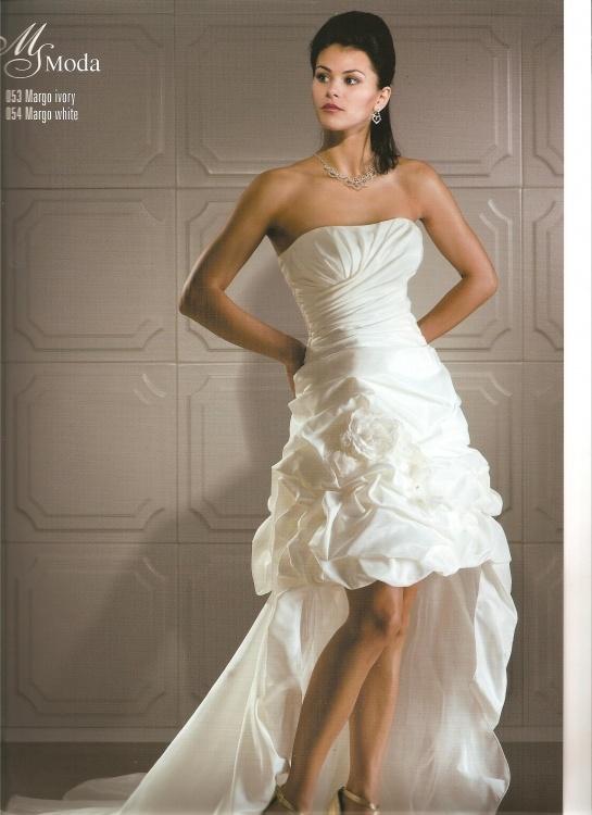 Svatební šaty MARGO