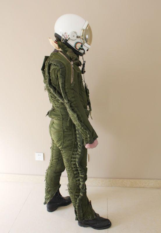 Flight Helmet High Altitude Fighter Pilots Sealed ...