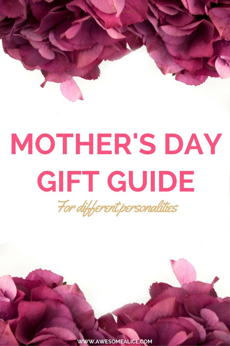 Show your mom how much you love and appreciate her with a little gift on Mother's Day. Here are some suggestions that don't cost more than $50. How great is