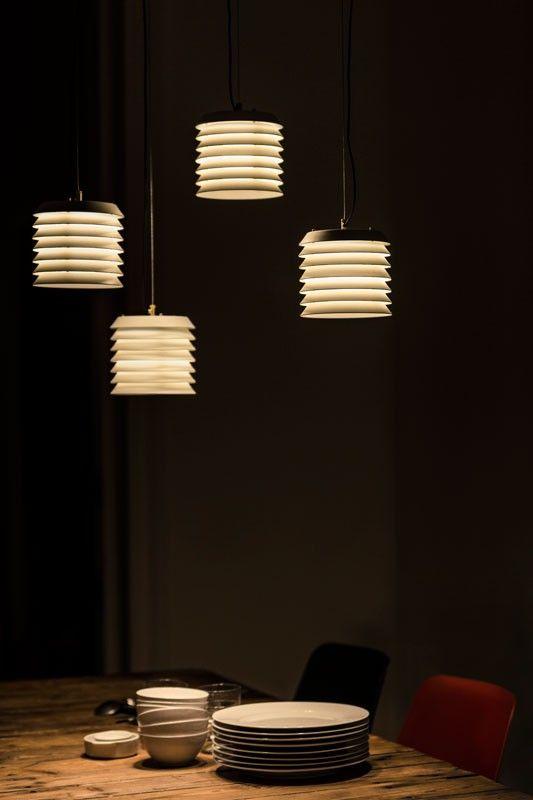 Maija Pendant Lamp by Ilmari Tapiovaara | SANTA&COLE | DomésticoShop