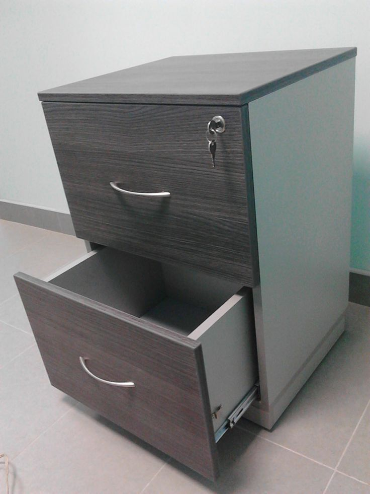 Cajonera para files colgantes oficinas pinterest for Muebles de oficina quality