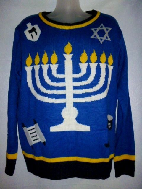 10 best ugly chanukah sweater ideas images on Pinterest | Holiday ...