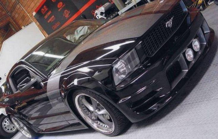 2005 Mustang GT Foose Stallion Prototype Overhaulin