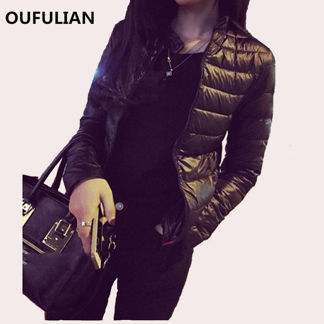 2015 Female Winter&Spring Cotton Coat Short Section Outwear Cotton Padded Warm Jacket Outwear Casual Parkas Thin Female Clothes  US $11.03 /piece      CLICK LINK TO BUY THE PRODUCT   http://goo.gl/4du0DP