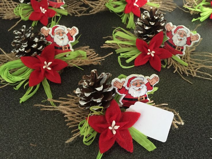 Decoration Noel Fait Main