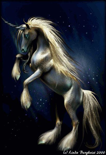 gif unicorn images | midnight unicorn 1 myspace layout night of the unicorn…