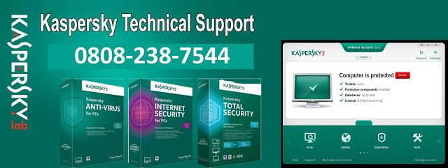 Technical Support Number UK 0808-238-7544: Want To Renew Or Add License In Kaspersky?