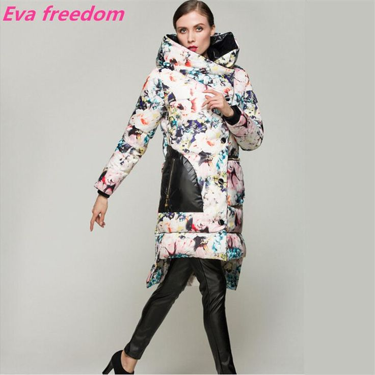 fashion winter coat women long thicker printing irregular white duck down jacket $146.99   => Save up to 60% and Free Shipping => Order Now! #fashion #woman #shop #diy  http://www.yiclothes.net/product/brand-casaco-2015-catwalk-models-fashion-winter-coat-women-long-thicker-printing-irregular-white-duck-down-jacket-parka/