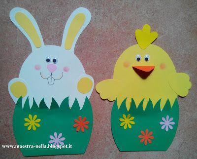 402 best images about easter on pinterest egg crafts for Maestra sandra pasqua