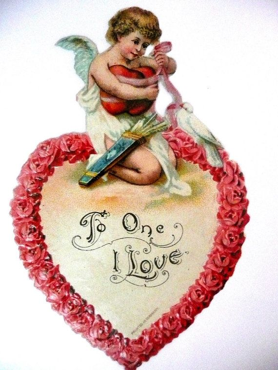 167 best images about Antique Valentines – Vintage Victorian Valentine Cards