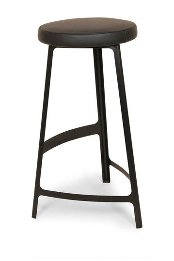 The Askersund Black Stool by Control Brand on @HauteLook