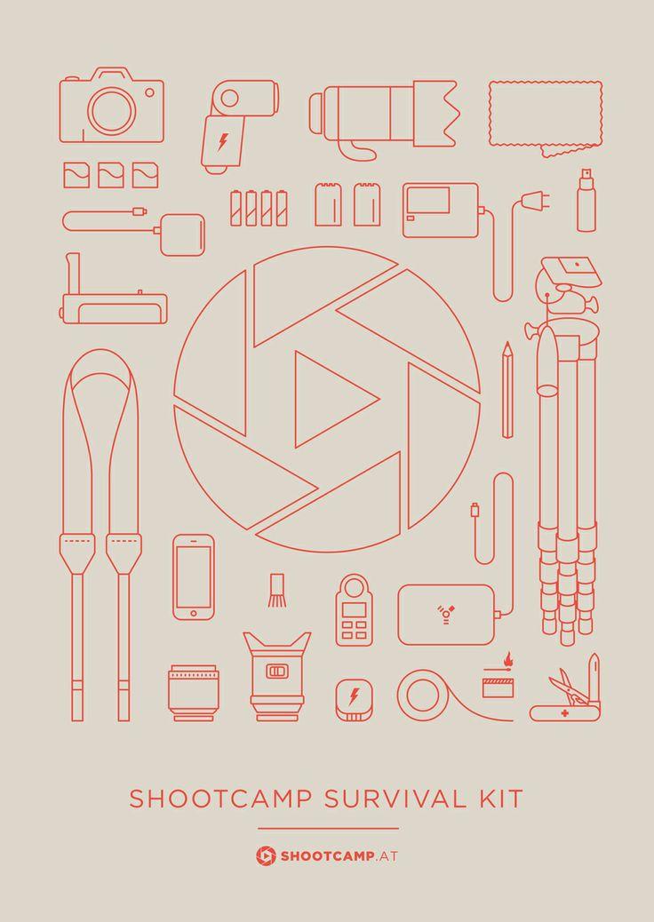 Shootcamp Survival Kit - Michael Paukner   substudio*design.media