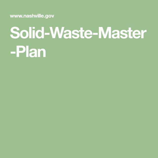 Solid-Waste-Master-Plan