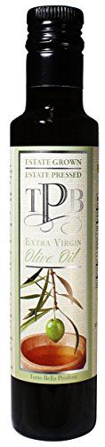 Extra Virgin Olive Oil Best EVOO Cold Pressed Pure Premium Estate Oil from California 250ml * Read more reviews of the product by visiting the link on the image.