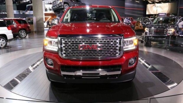 Why Is 2020 Gmc Canyon Diesel Design So