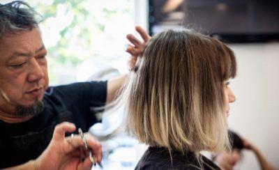 cortes de cabelos curtos e mechas californianas