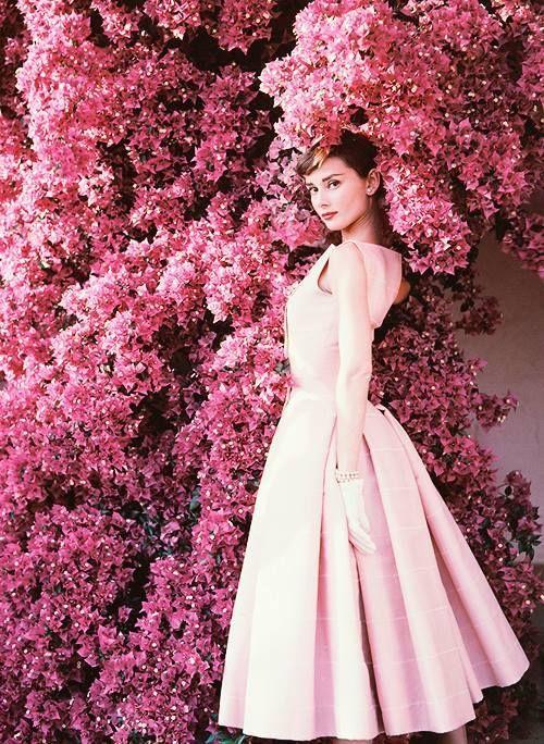 50s  photography  fotografia  retro  fashion  Audrey Hepburn